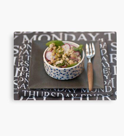 Lunch?  Metal Print