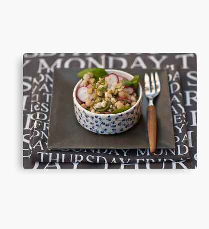 Lunch?  Canvas Print
