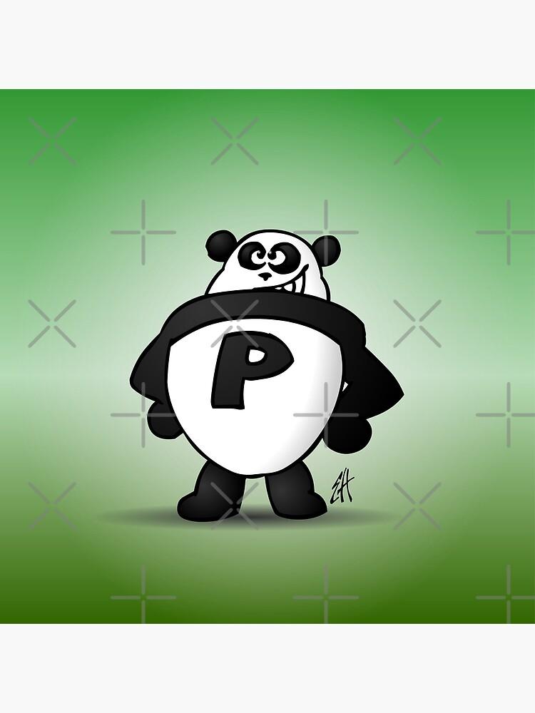 Panda Power by cardvibes