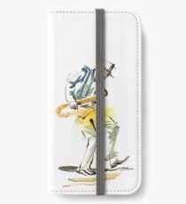 Saxophone Musician art iPhone Wallet/Case/Skin