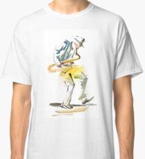 Saxophone Musician art Classic T-Shirt