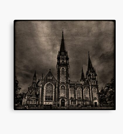 Dark Kingdom Canvas Print