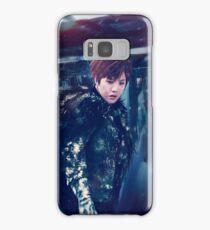 hoeseok nights watch Samsung Galaxy Case/Skin