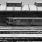 Rails Memories by Pascale Baud