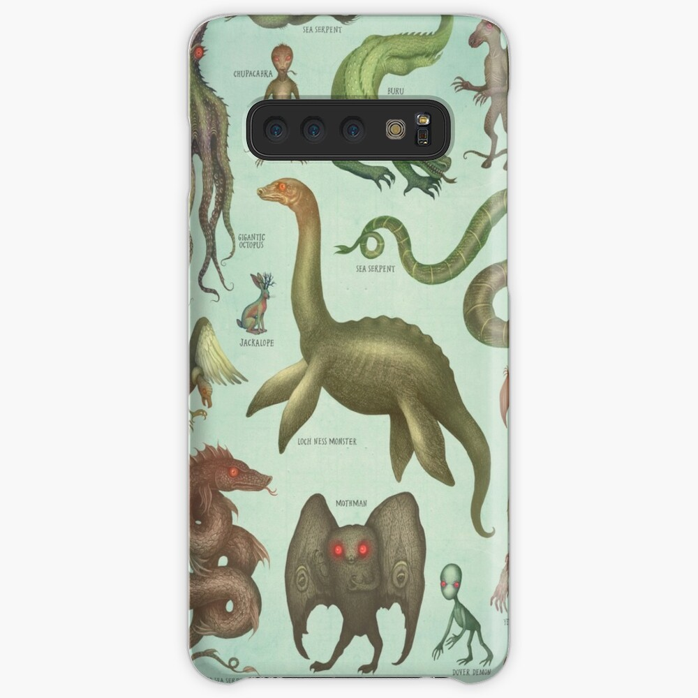 Cryptids Case & Skin for Samsung Galaxy