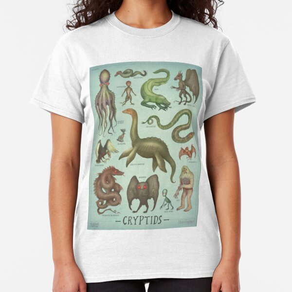 Cryptids Classic T-Shirt