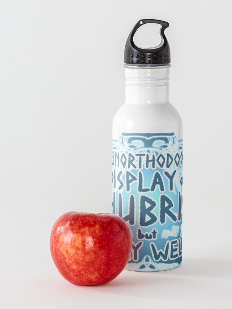 Alternate view of Hubris Water Bottle