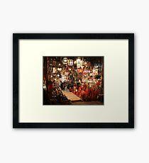 Aladdin Lamps Framed Print