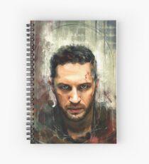Mad Max Spiral Notebook