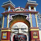 Luna Park - St Kilda by TonyCrehan