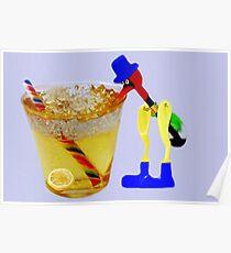 ☀ ツ DO U REMEMBER THE DRINKING BIRD HE'S HAVING A SIP ☀ ツ Poster