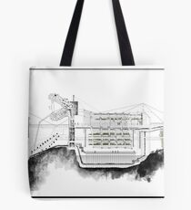 Quarry Section Tote Bag
