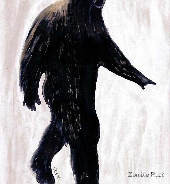 Bigfoot by Zombie Rust