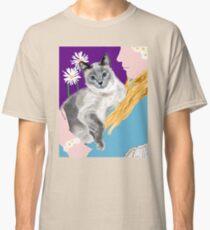 Tasha with the Flower Goddess Classic T-Shirt