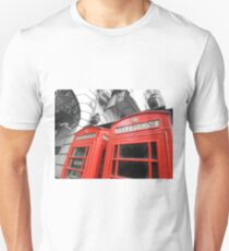 Red London T-Shirt