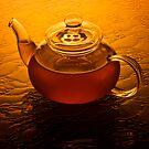 Nice Warm Tea by RandiScott