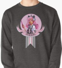 I was sorted into the Demigirl House Pullover Sweatshirt