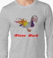 Parks and Recreation Flame Duck T-Shirt