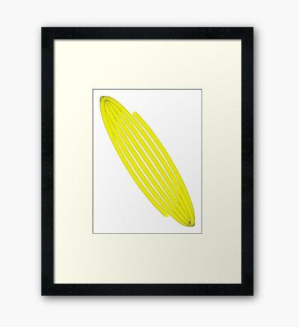 Lissajous I Framed Print