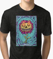 Doom Flower Tri-blend T-Shirt