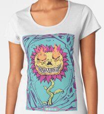 Doom Flower Premium Scoop T-Shirt