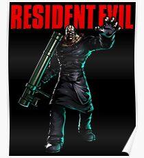 Resident Evil: Nemesis  Poster