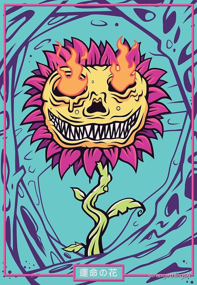 Doom Flower by strangethingsA