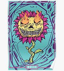Doom Flower Poster