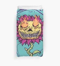 Doom Flower Duvet Cover