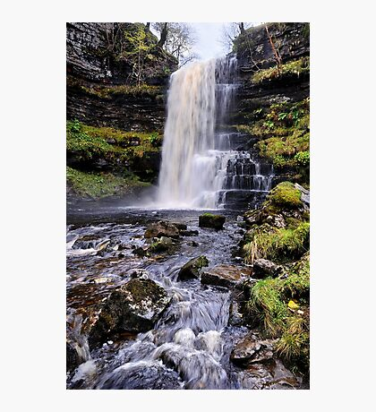 Uldale Force, Cumbria Photographic Print