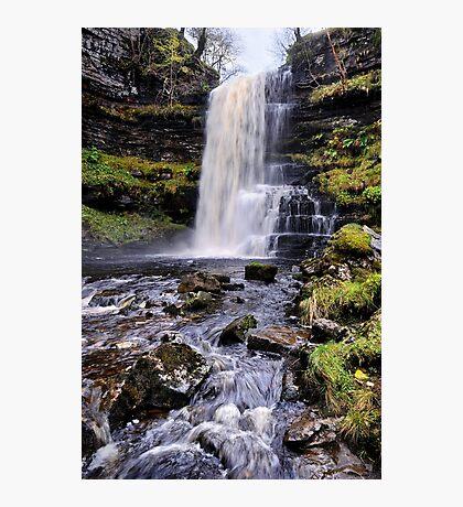 Uldale Force, Cumbria Photographic Print