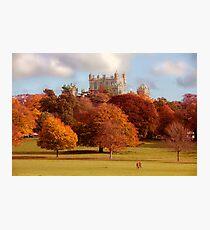 Wollaton Hall and Deer Park Nottingham Photographic Print