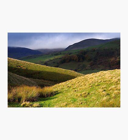 The Howgill Fells - Cumbria Photographic Print