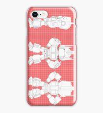 Prime Phone Schematic iPhone Case/Skin