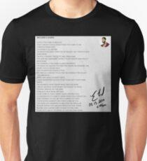 08.13.2019 x 11:44PM Slim Fit T-Shirt