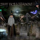 Happy Halloween! by Jane Brack