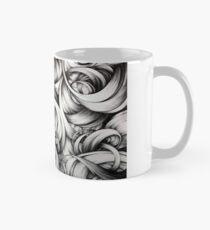 Black and White Mindscape Classic Mug