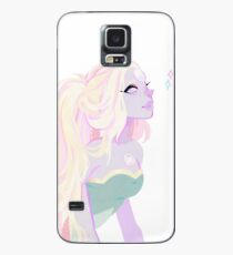 messy ponytail Case/Skin for Samsung Galaxy