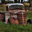 International Rust by Terence Russell
