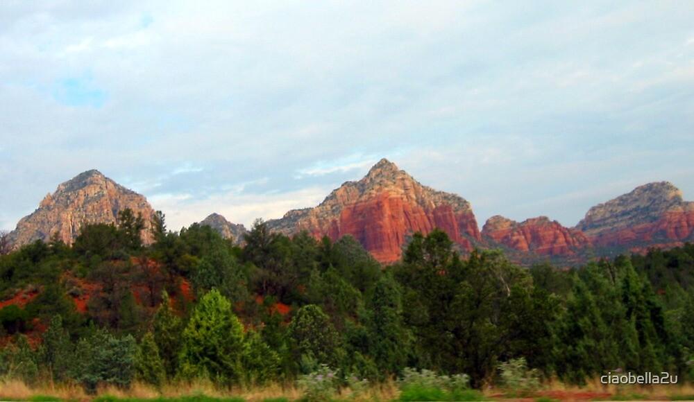 Three Peaks by ciaobella2u