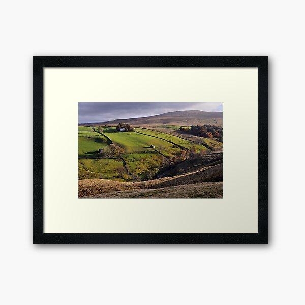 Uldale - Cumbria Framed Art Print