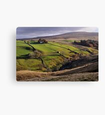 Uldale - Cumbria Canvas Print