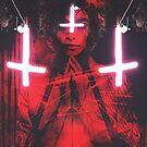 Crimson Witch Pentagram by RoosterRepublic
