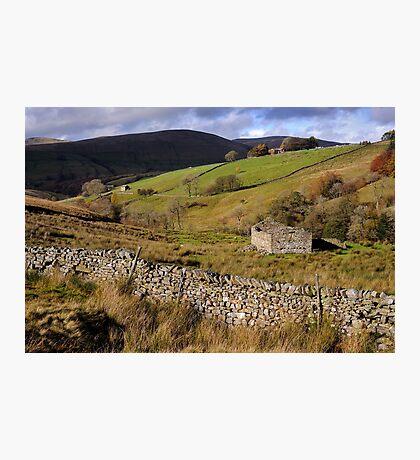 Uldale - Cumbria Photographic Print
