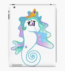 Princess Sealestia, Ruler of Aquastria iPad Case/Skin
