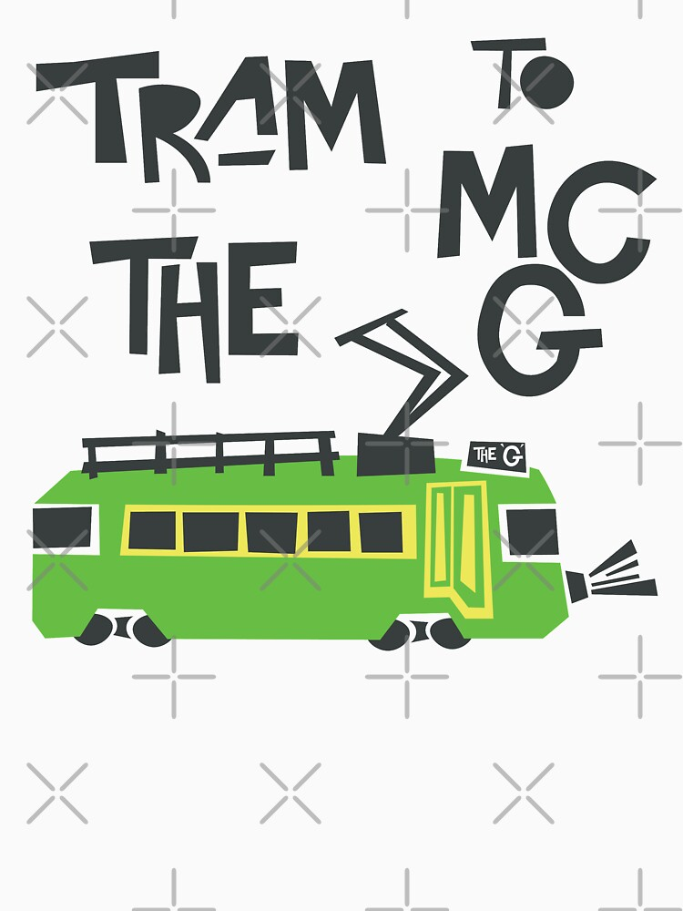 Melbourne Tram by designkitsch