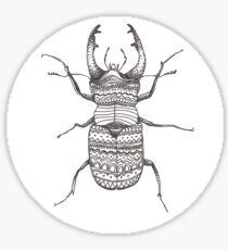 SCARABÉE Sticker
