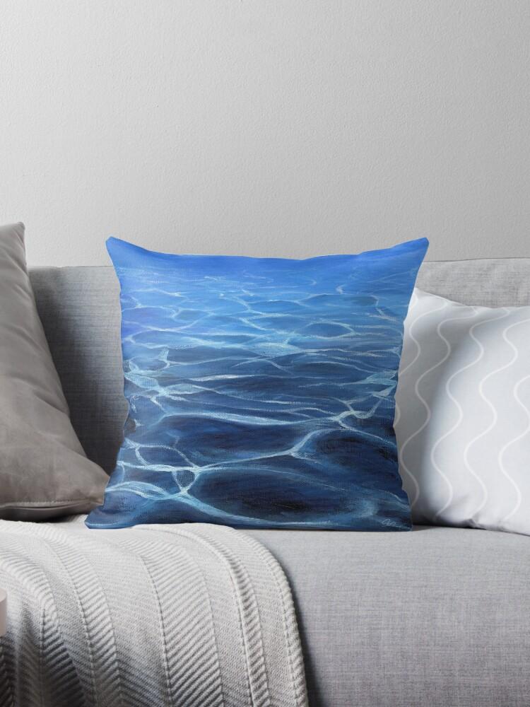 Underwater by Genevieve  Cseh