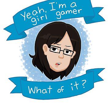 Yeah I'm a Girl Gamer by yuianne