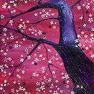 Trees of Life - Artwork by Genevieve Cseh by Genevieve  Cseh